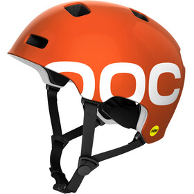 POC Crane MIPS Helmet iron orange